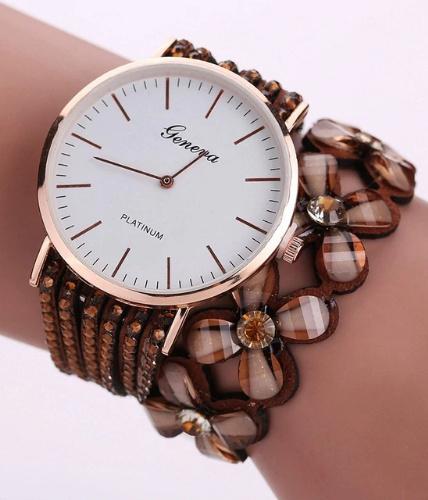 Geneva Quatrefoil dámské hodinky Geneva Quatrefoil dámské hodinky empty 2d5873f7fef