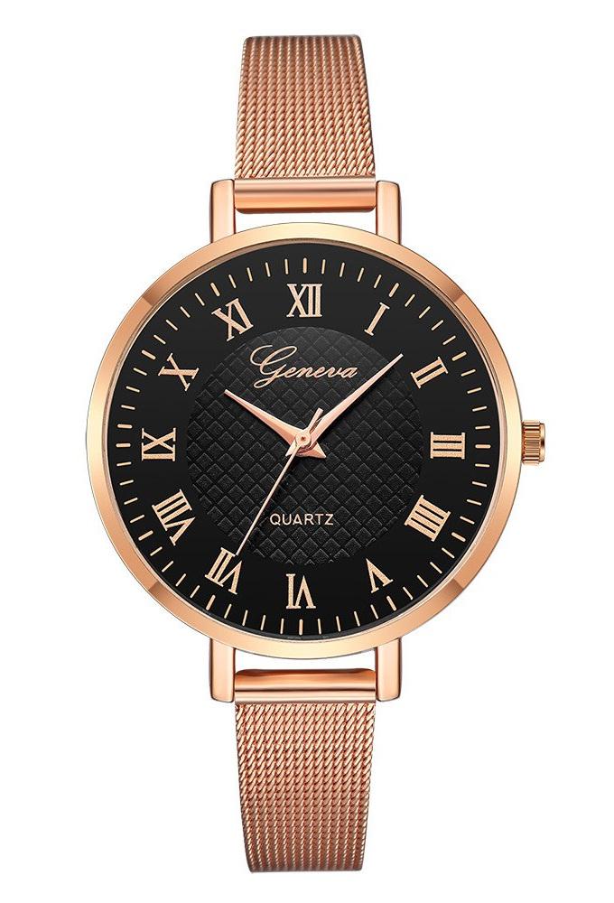 692773cd9c8 Geneva Carrés Roman luxusní dámské hodinky